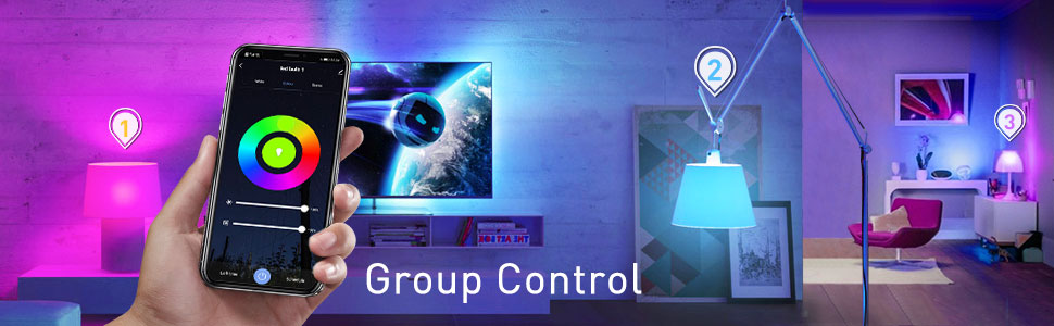 group control