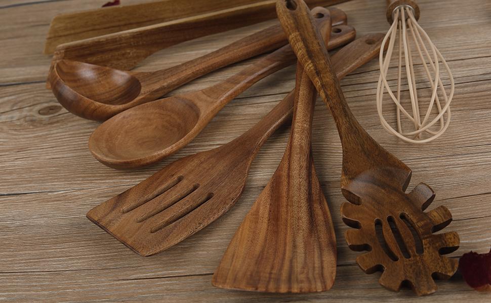 wood utensil
