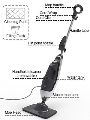 floor steamer