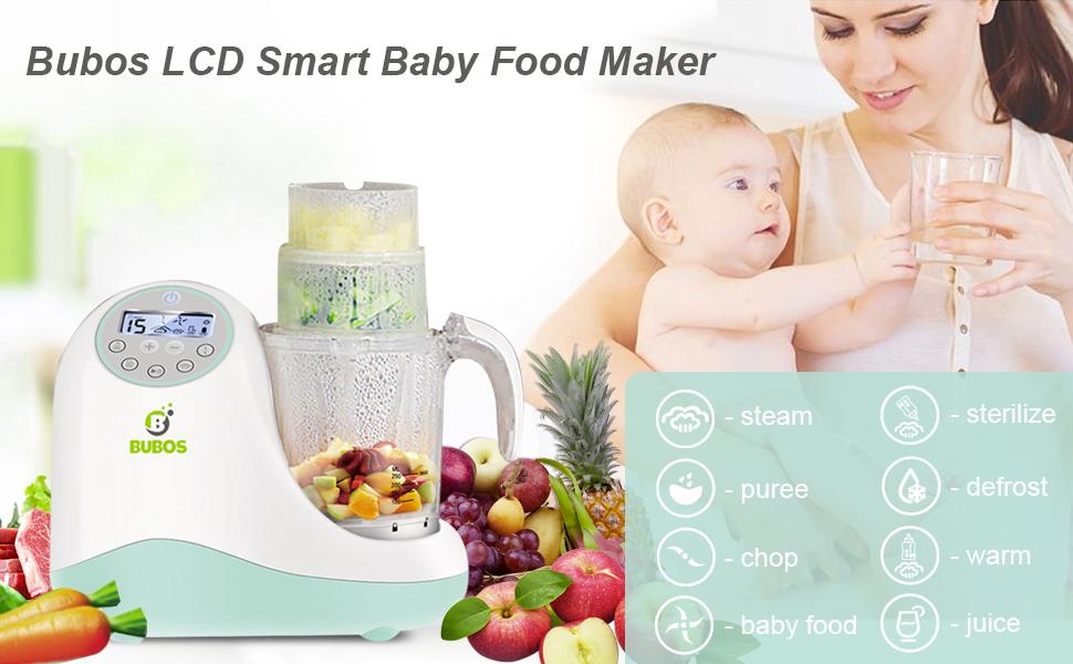 bubos baby food maker