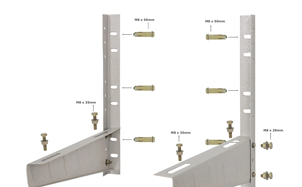 MONITOR Split AC Stand Mounting bracket Stand