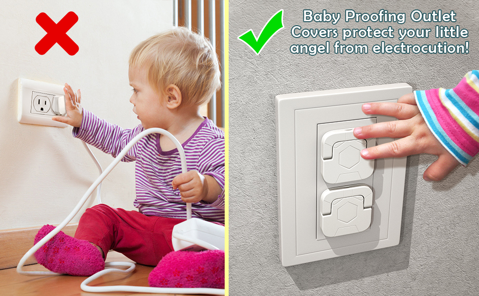 outlet cover outlet socket baby proofing
