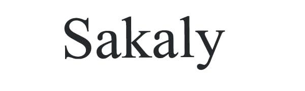 Sakaly Womens Patchwork Dot Floral Printed Bow V-Neck Sheath Pencil Midi Dress SK299
