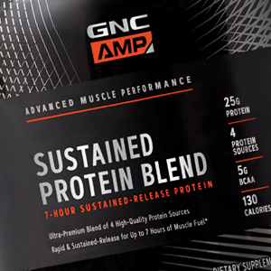 sustained protein blend