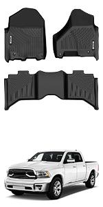 2012-2018 Dodge Ram 1500/2500/3500 Crew Cab