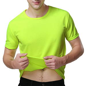 Mens Quick Dry Fit Mositure Wicking Athletic Performance T Shirt