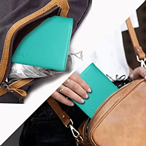 travel wallet holder