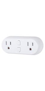 HBN smart wifi plug outlet