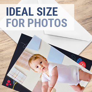 graduation thank you cards 4x6 photo size bulk blank baby envelopes 100 count wedding red navy
