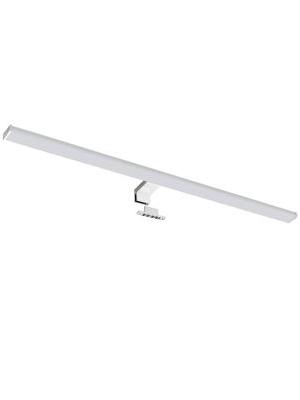 LED Lampe Miroir Salle de Bain IP44 60cm lumière de Surface / Serrage Blanc Neutre 4000K 12W 900lm