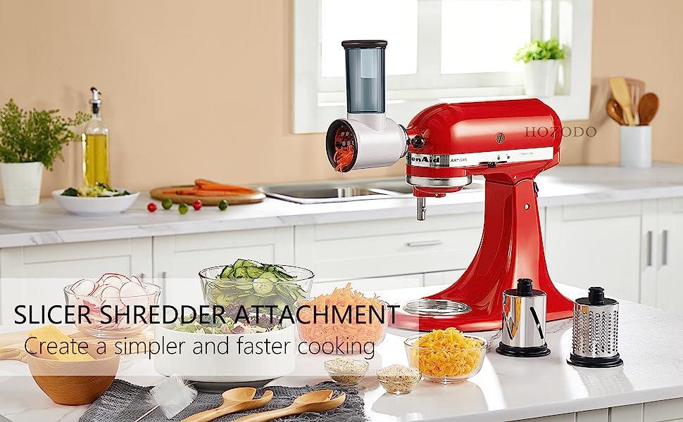 kitchenaid shredder attachment
