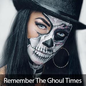 SOOFUN Halloween Makeup Kit Face Paint Set