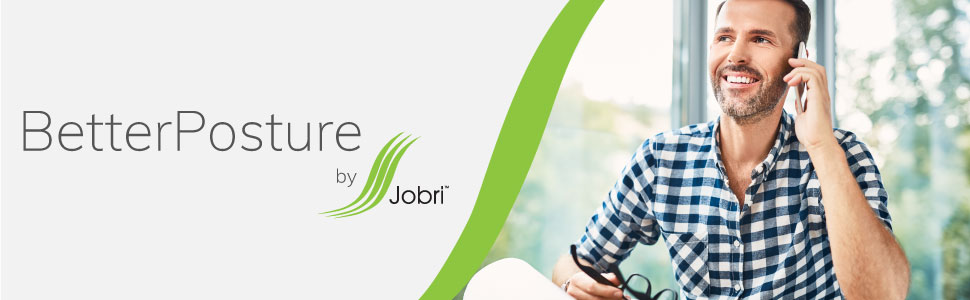 BetterPosture, Jobri, Posture, Therapeutic, Comfort, Durable, hips, legs, foot, safety, spine, align