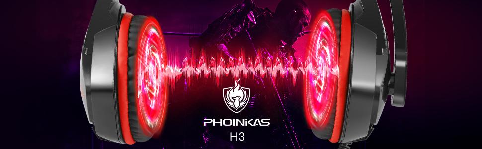 H3 headset