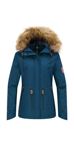 Women's Snow Coat