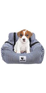 Small dog car seat