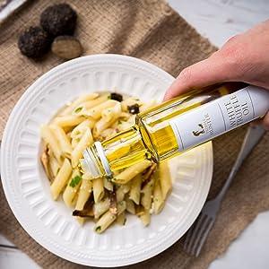 Truffle Pasta White Truffle Oil Cooking Recipe