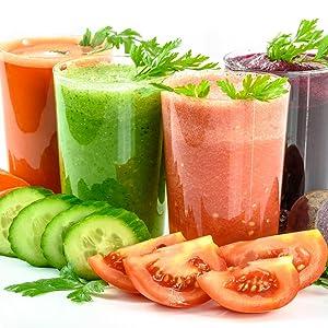 Vegetable Juice strainer