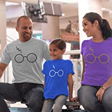 happy family tshirts wild bobby tees tshirts matching unisex youth adult styles
