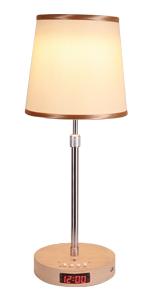 Dimmbare Nachttischlampe mit 3 Helligkeitsstufen Ber/ührungssteuerung Modern Warmwei/ß 5,3W Ominihome LED Tischlampe 360/°Flexibel Ideal f/ür Schlafzimmer Wohnzimmer Lesen B/üro Nachttisch