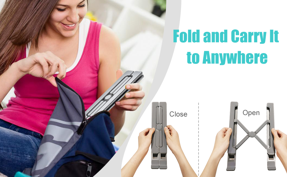 Fold and carry it to anywhere