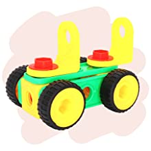build cars robots buildings spaceships towers and more with this stem building project