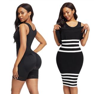 compression garments for women shapewear bodysuit faja colombiana shapewear