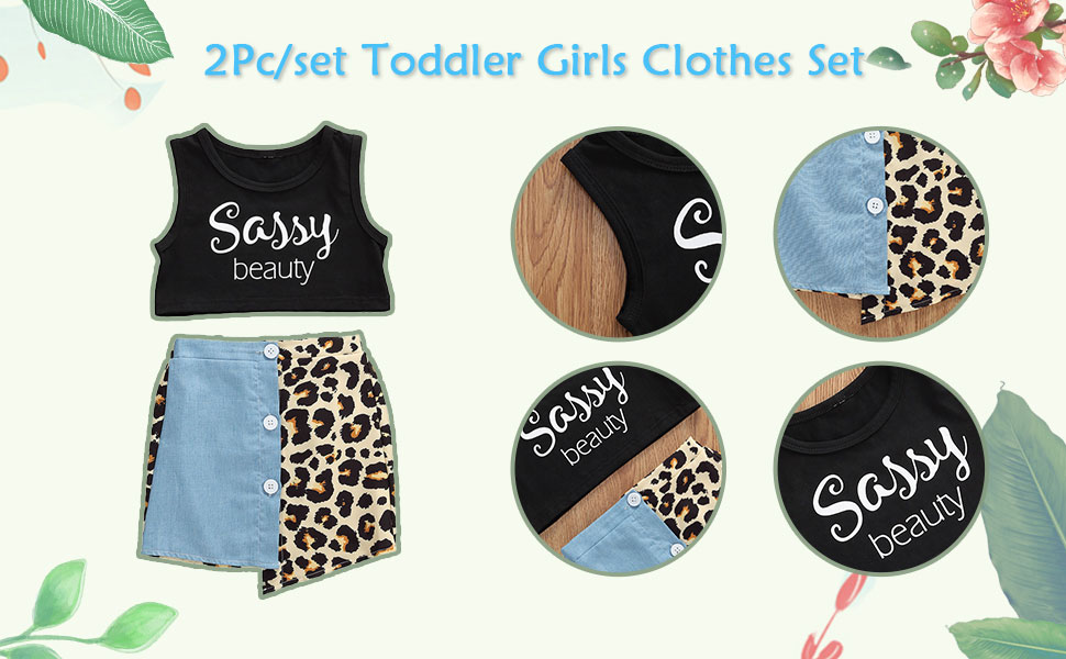 Baby Girls Sassy Beauty Outfit