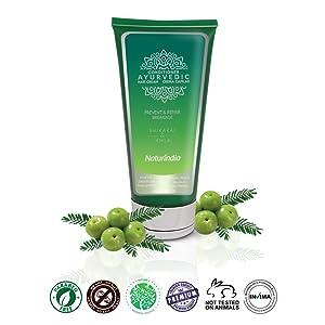 shikakai conditioner nourish pelo NATURINDIA HEAL organic organico amla organica AYURVEDA LIFESTYLE