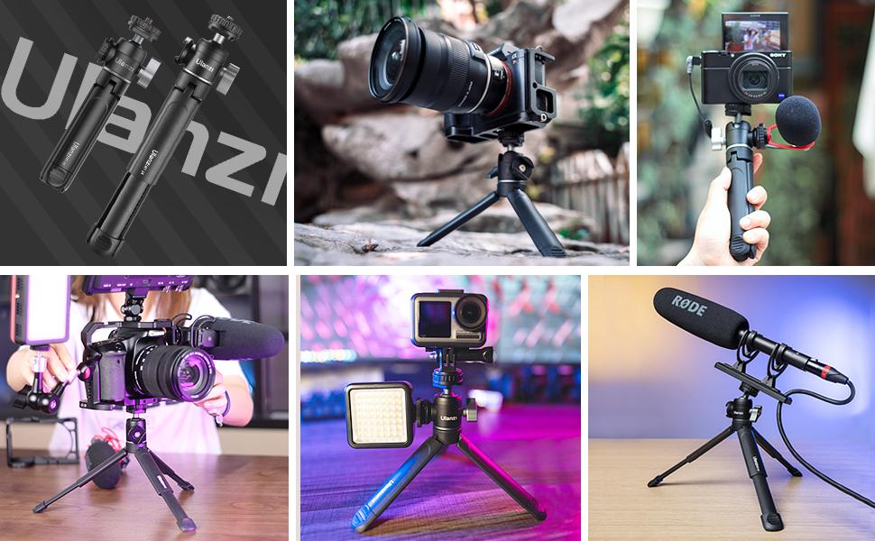 monopodes Tripode y p/értiga//Selfie Stick para Canon PowerShot G7/X Mark II y sx720/HS Fujifilm X70/y X-E2s c/ámara Compact Sony ILCE-5000L//5000yb y Cyber-shot DSC-HX90