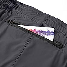 back zipper pockets