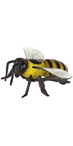 bee, figurine, bug, insect, safari