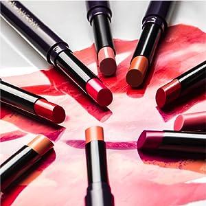 lip lipstick balm liner pink red shades natural hydrating matte shine cream travel long lasting