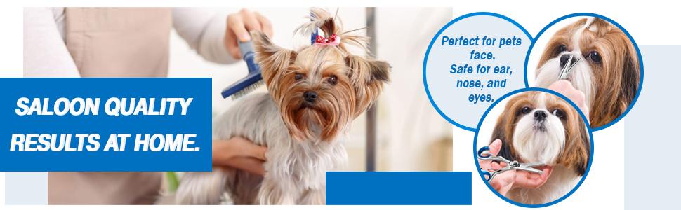 hair scissors for dogs,rounded scissors for dog grooming, round dog scissors,dog shears