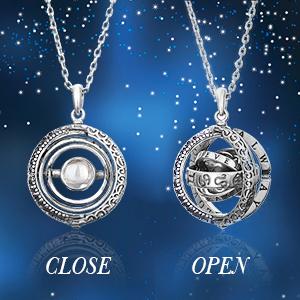 astronomical pendant