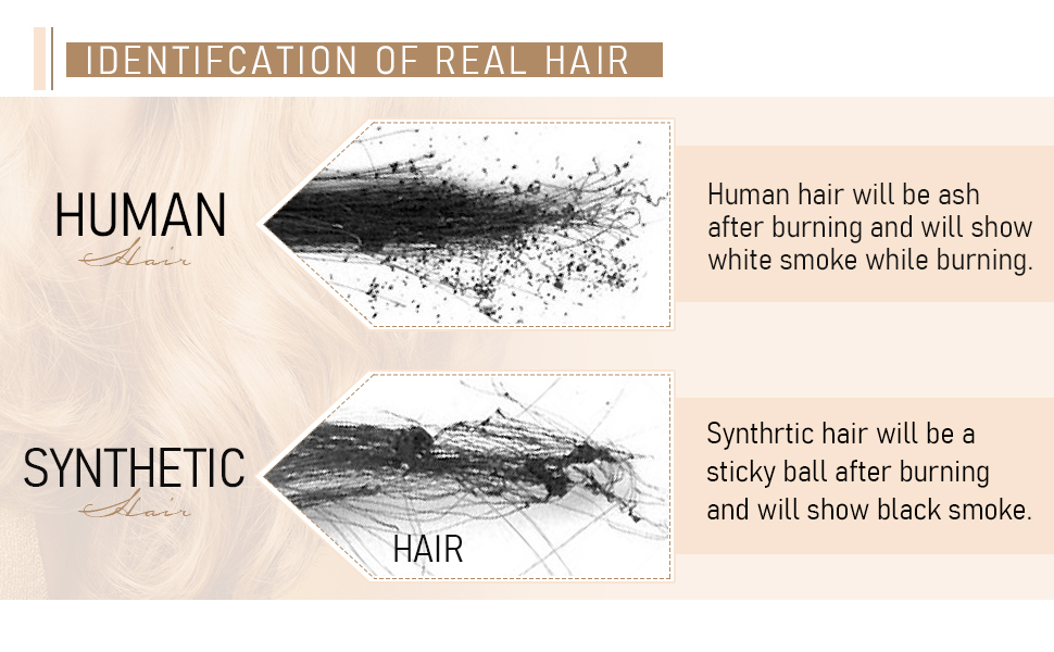 real human hair tip extensions