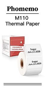 thermal label 3020