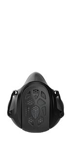 Gill Mask, Reusable Respirator, Reusable Face Mask, Haze Dust Mask