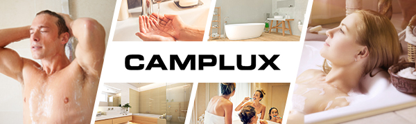 camplux residential tankless water heater