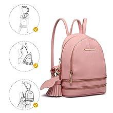 Women Anti-theft Travel Cute Backpack