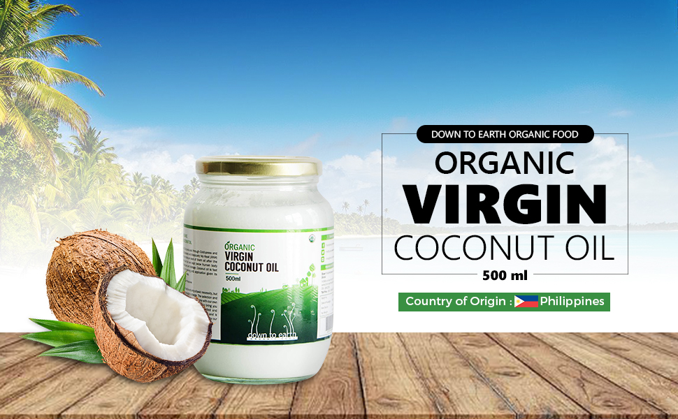 SPn-T2G Organic cold pressed Virgin Coconut Oil