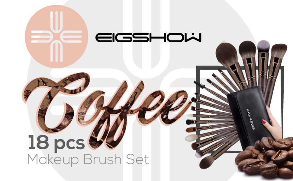 Makeup Brushes Premium Synthetic Foundation Powder Concealers Eye Shadow Makeup Brush Sets