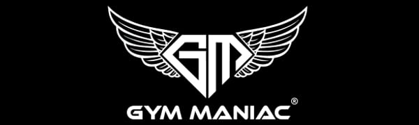 Gym Maniac GM logo