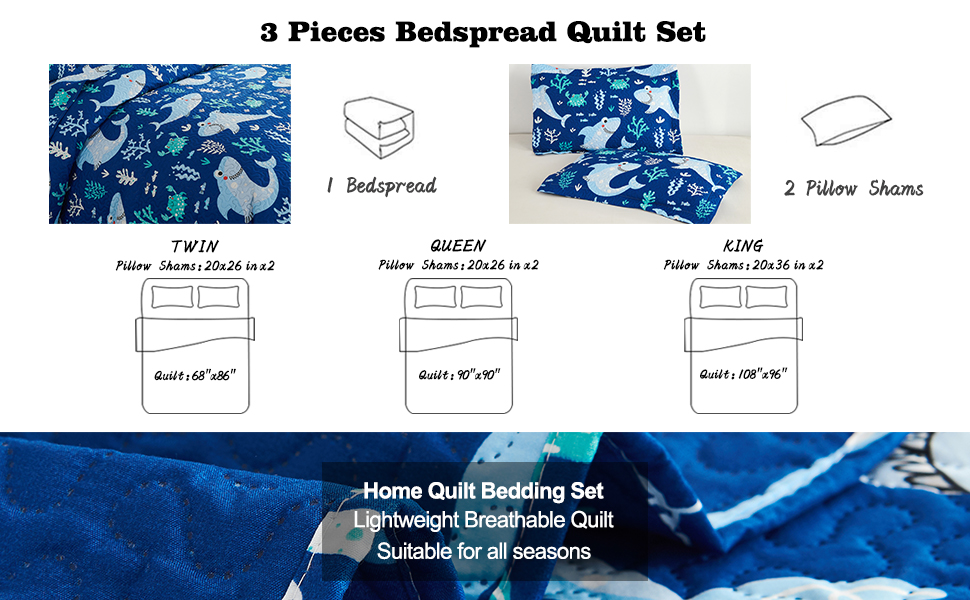 quilt set twin size