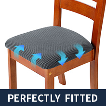 Fit for most chair seat