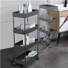 bathroom organizer cart