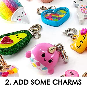 ADD CHARMS