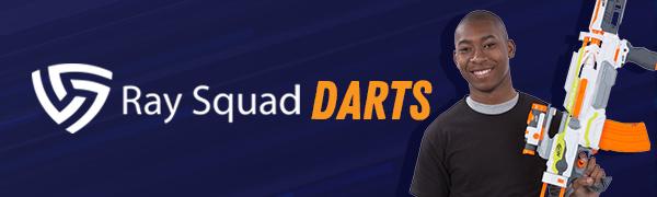 Nerf Darts