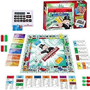 Monopoly game Monopoly game board Electronic monopoly game