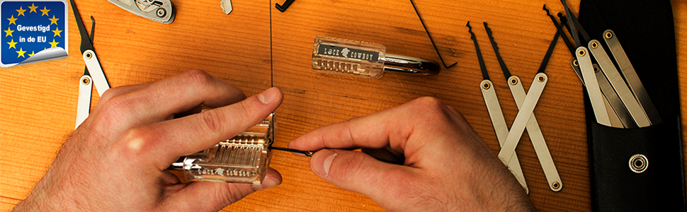 lock picking set